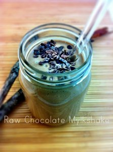 Raw Chocolate Mylkshake
